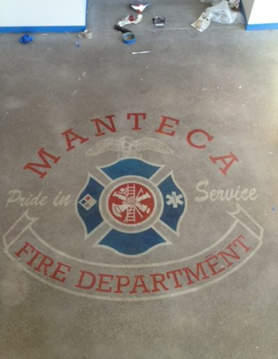 Manteca FD Work